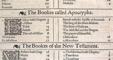 sucesos sobrenaturales apocrifos