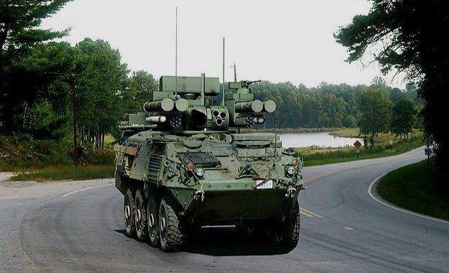 super armas tanque