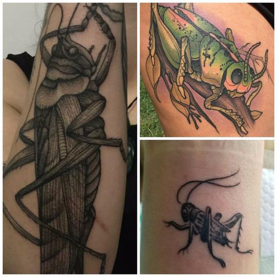 tatuajes de insectos 5