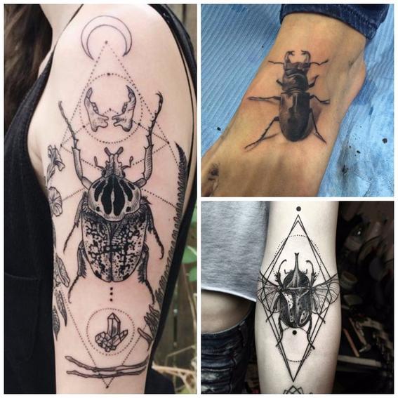 tatuajes de insectos 3