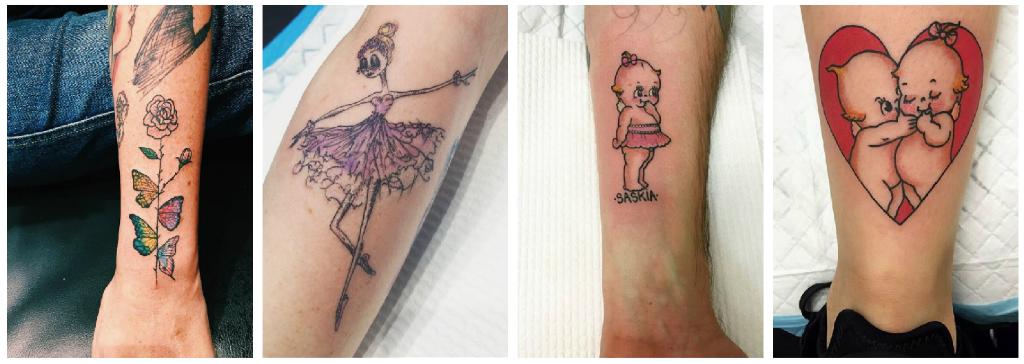 tatuajes inocencia fantasia
