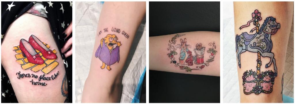 tatuajes inocencia ideas