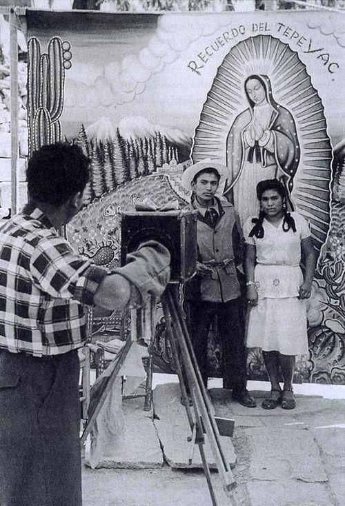 tepeyac fotografias historicas ciudad de mexico