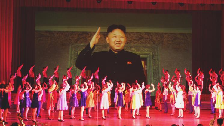 El documental que muestra la feliz pero terrible realidad que se vive en Corea del Norte