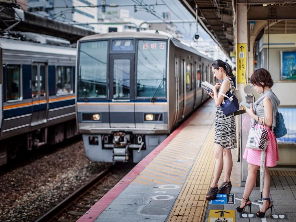 trenes japoneses