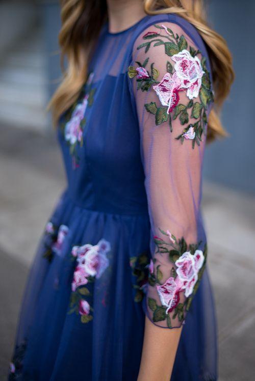 tipos de vestidos jardin