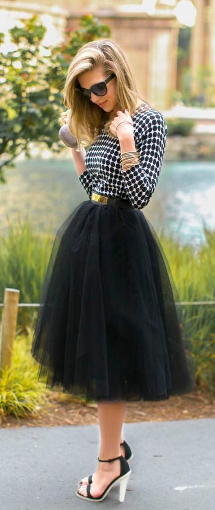 tipos de vestidos opcional negro