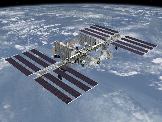 turismo espacial estacion espacial