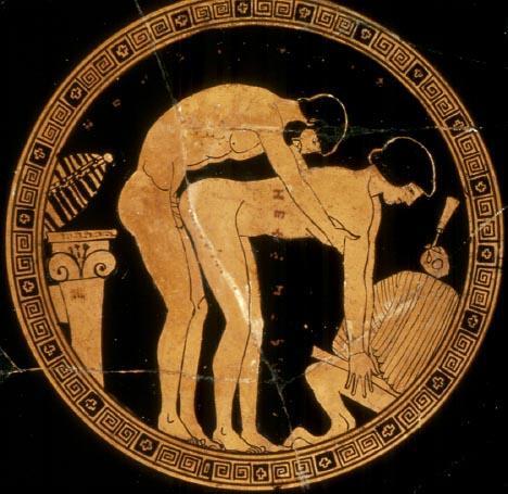 prácticas sexuales en la antigua grecia