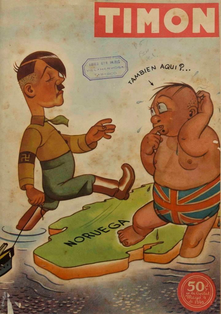 revista nazi mexicana