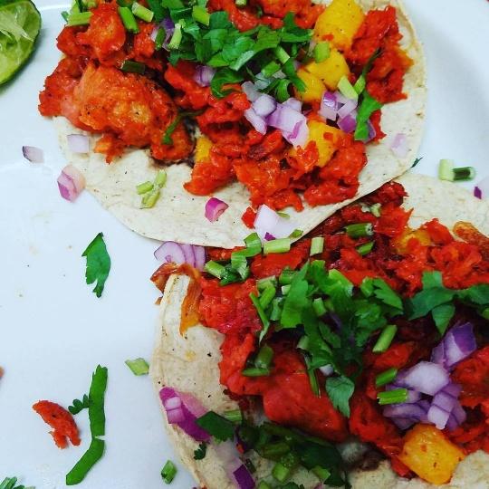 vege taco restaurantes vegetarianos