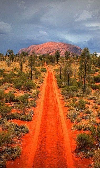 viajar a australia carretera