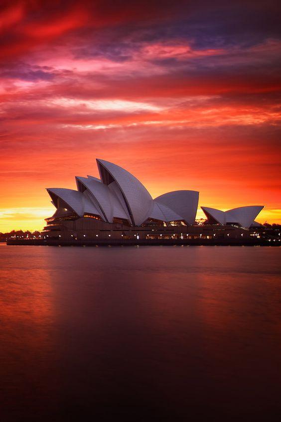 viajar a australia casa opera
