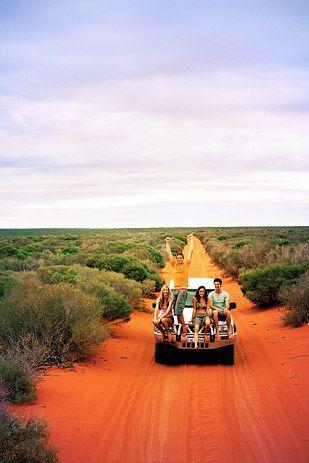 viajar a australia jeep