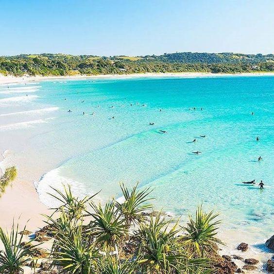 viajar a australia playa