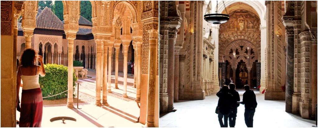viajar a espana templos