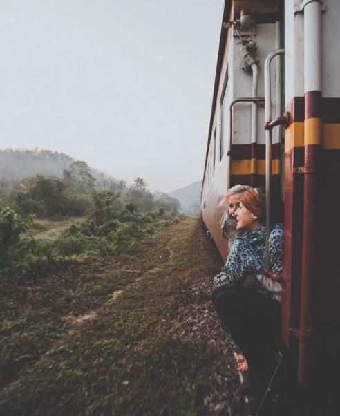 viajar para superar una ruptura apertura