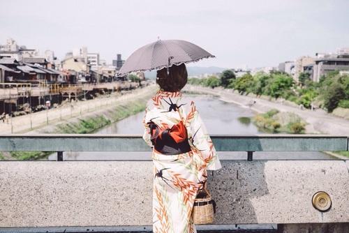 viajes a japon kimono