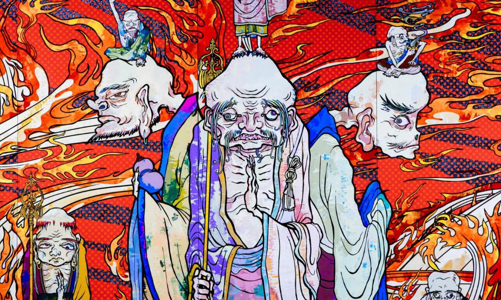 viejo takashi murakami