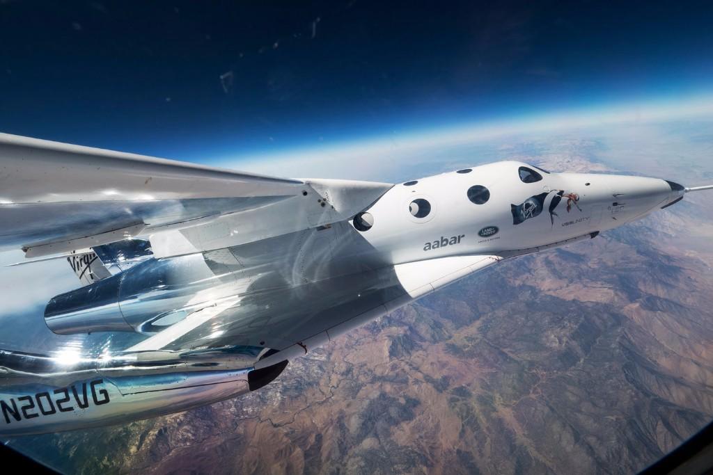 virgin galactic turismo espacial