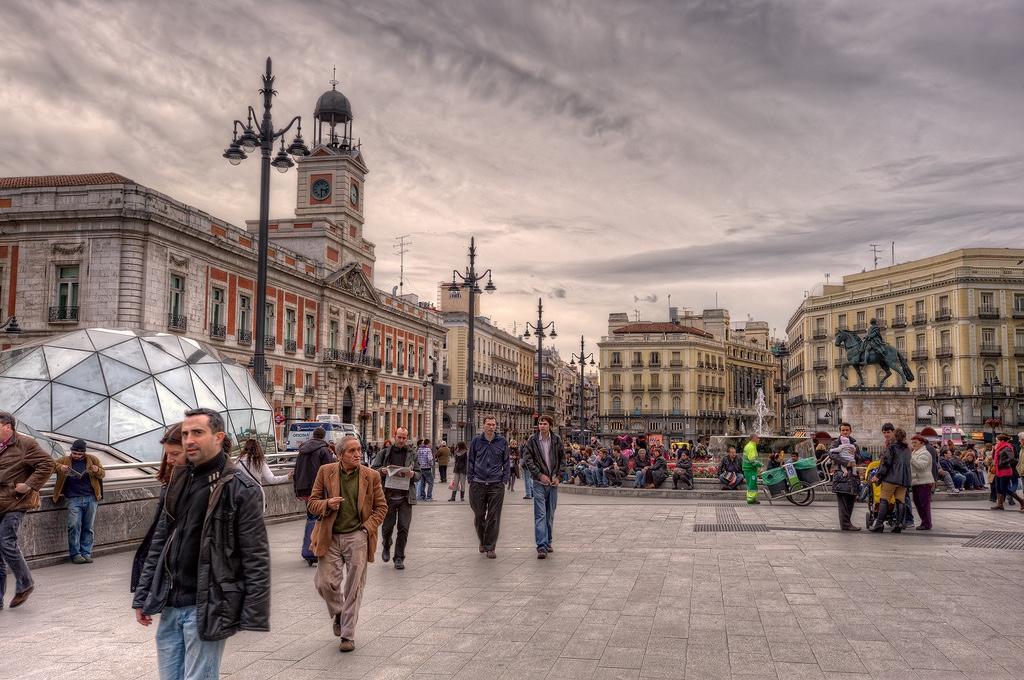 cosas que debes hacer en Madrid
