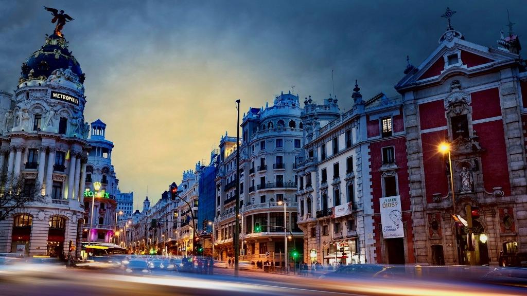 lugares que visitar en españa madrid