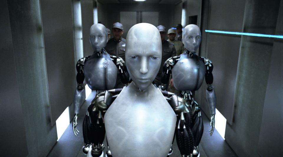vor yo robot inteligencia artificial