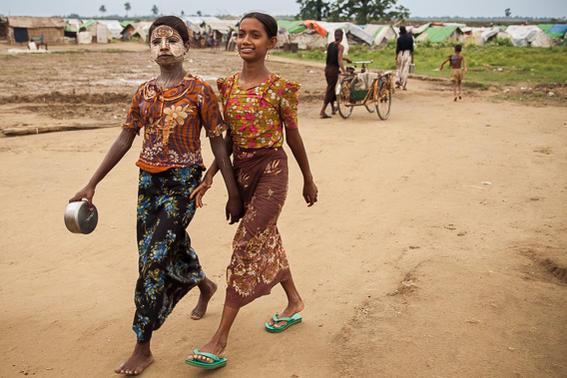 ninas rohingya