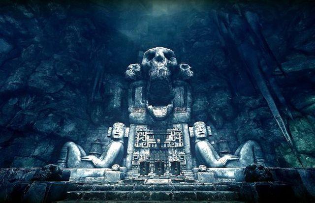 xixalba dioses prehispanicos