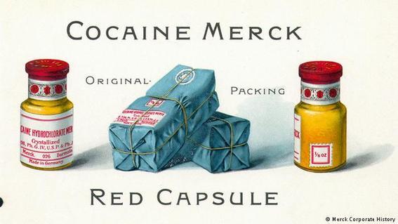 nazi cocaína y metanfetaminas
