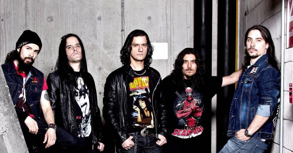 bandas metal vive latino