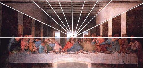 Acertijos en el arte Da Vinci