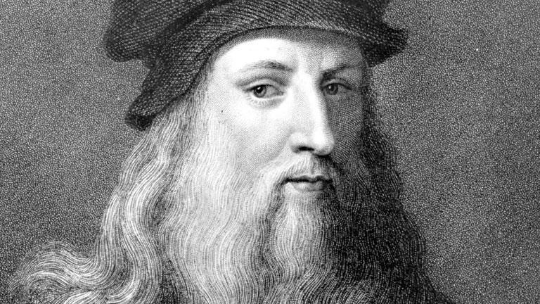 Acertijos en el arte Leonardo