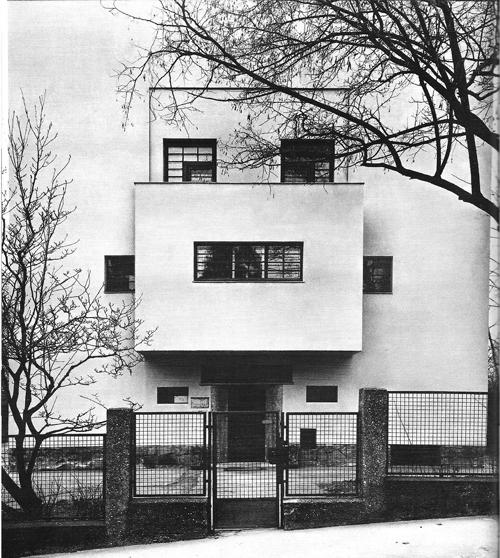 Adolf Loos villa