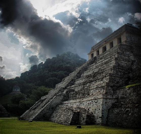 Ancient civilizations built pyramids chichenitza-w636-h600