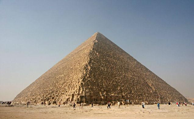 Ancient civilizations built pyramids egypt-w636-h600