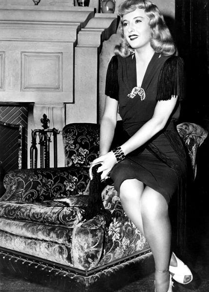 Barbara Stanwyck Femme Fatale Fashion Tassels-w636-h600