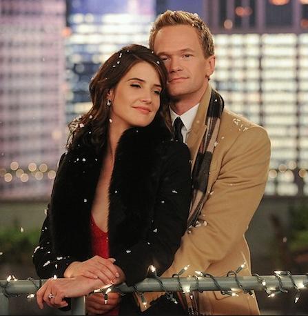 Barney enamorado