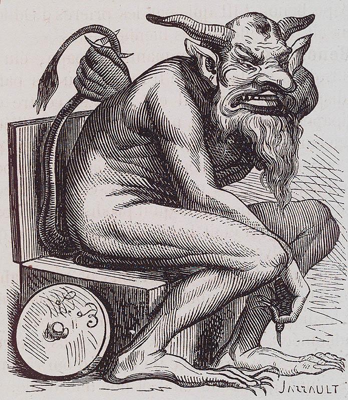 demonios terribles