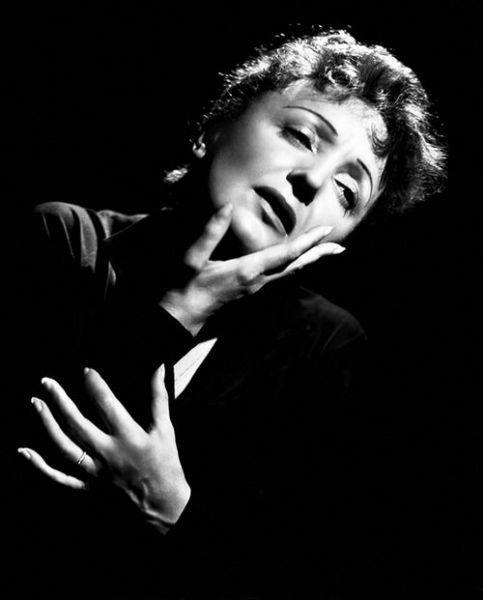 Canciones Francesas Edith Piaf