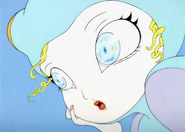 Candy Girl Doe Eyed Illustrations Concern-w636-h600
