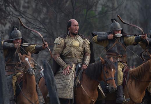 imperio mongol genghis khan