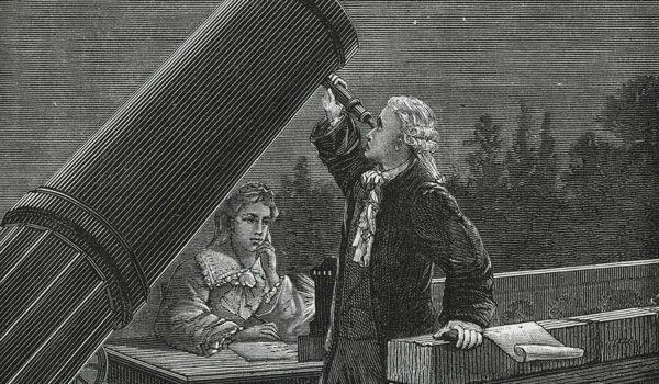 Caroline Herschel astrophysicist brothers-w636-h600