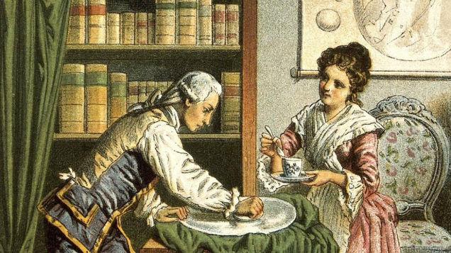 Caroline Herschel astrophysicist tea-w636-h600