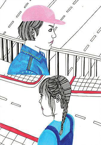 Debbie Woo Healing Broken Heart Illustrations cap-w636-h600