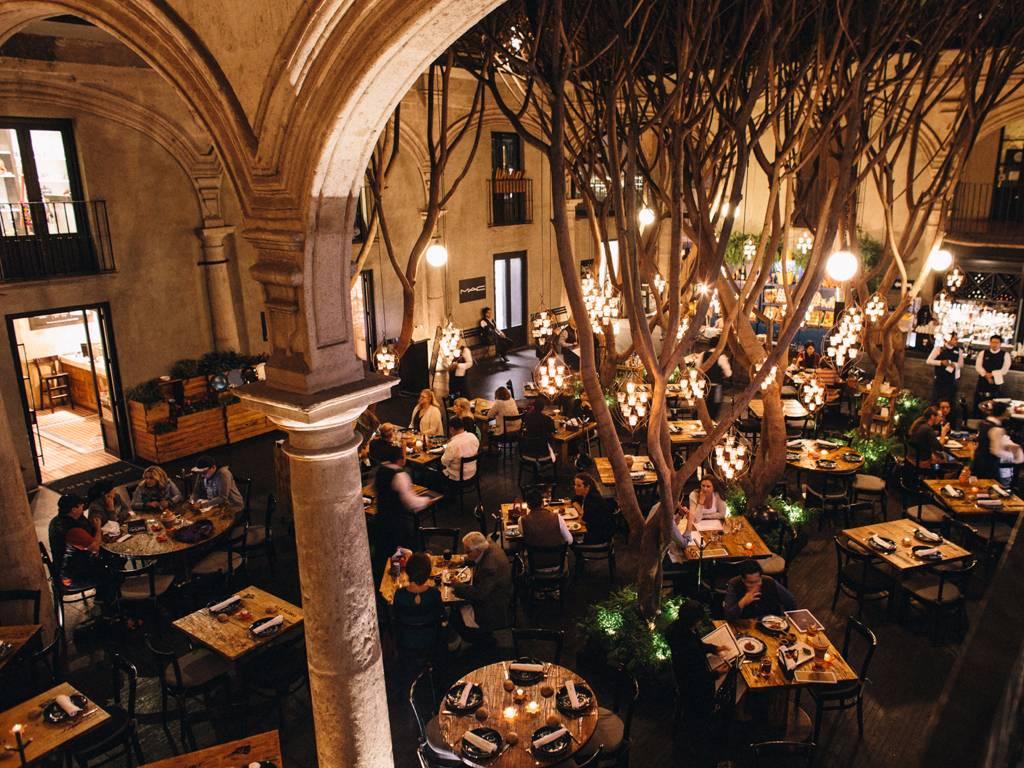 Restaurantes para bailar y comer cdmx