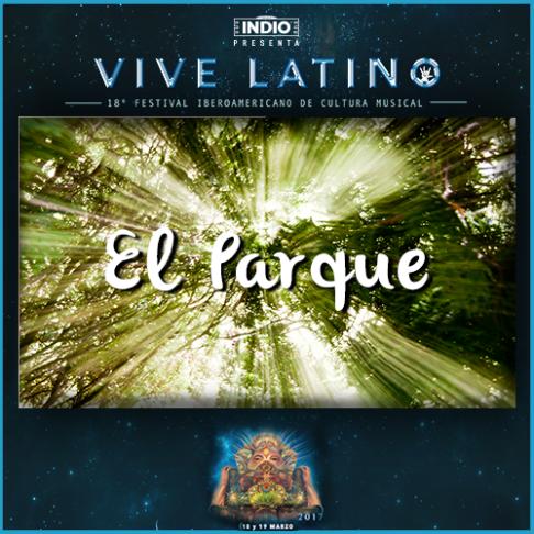 El Parque Vive Latino