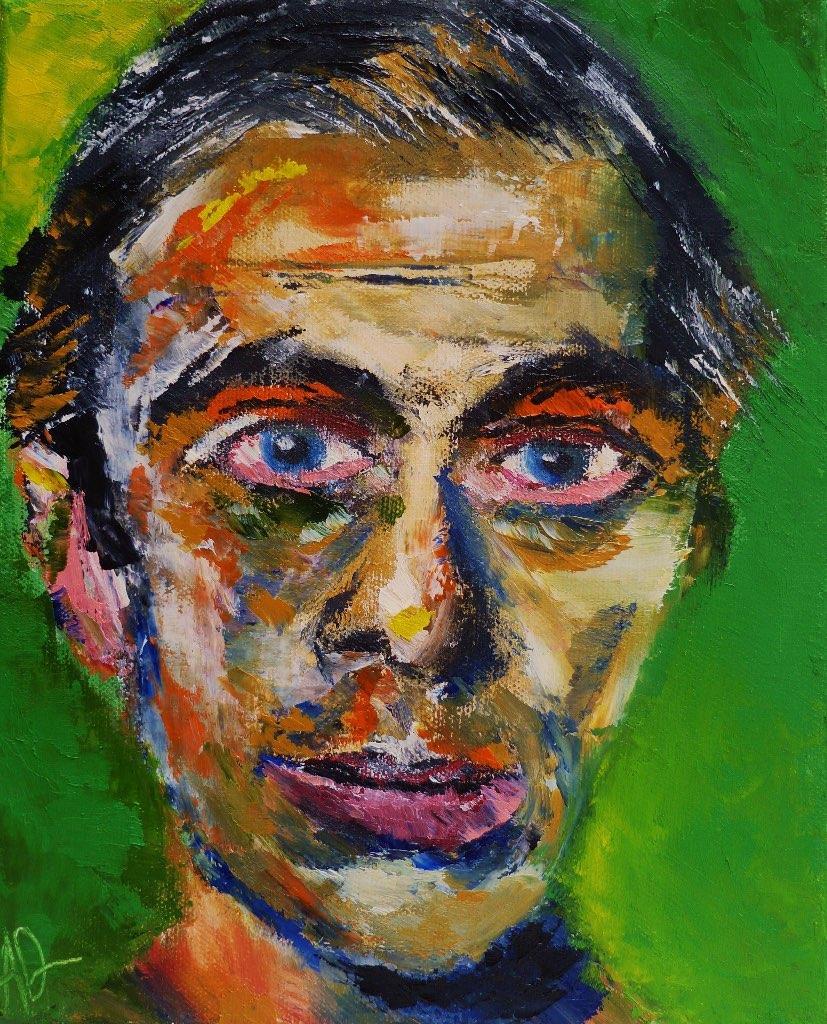 Ernst Ludwig Kirchner pintores Die Brucke