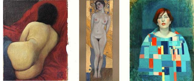 Female Sensuality Art Damian Chavez Nude-w636-h600