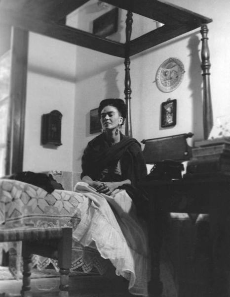 Frida Kahlo Lola Alvarez Bravo Friendship-w636-h600